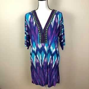 NWOT! Kenneth Cole New York Beach dress